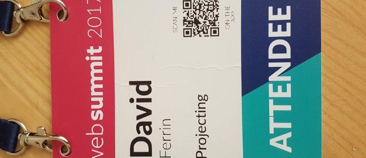 DF at Lisbon Web Summit